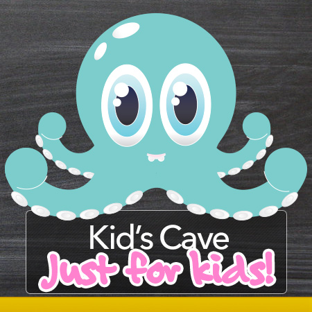 Kid's Cave - Fun and Learning Just for Kids!
