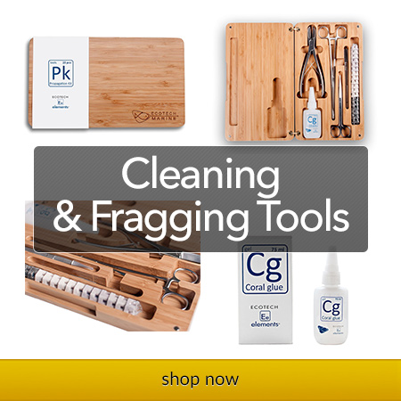 Cleaning and Fragging Tools